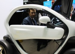 Electric vehicles: 5,000 and going