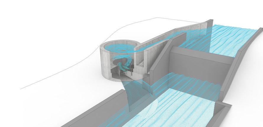 Turbulent-Whirlpool-Turbine-Design-889x431