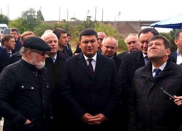 Гройсман: вгосударстве Украина все учреждения теплоэнерго обеспечены необходимыми ресурсами