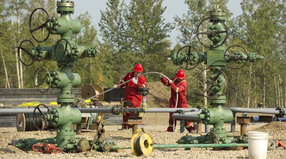 Shell продает нефтегазовые участки вКанаде компании Tourmaline Oil