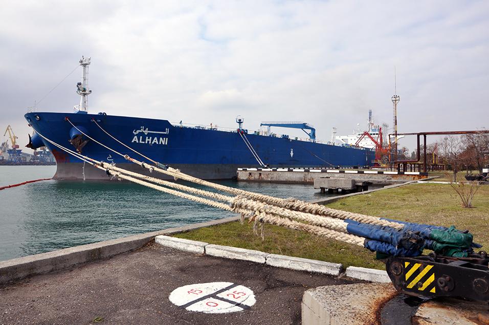 SOCAR установил азербайджанскую нефть для Мозырского НПЗ
