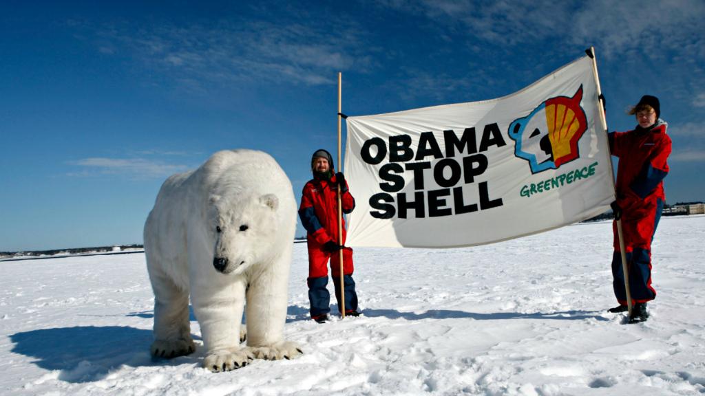 Обама хочет запретить бурение вАрктике иАтлантике