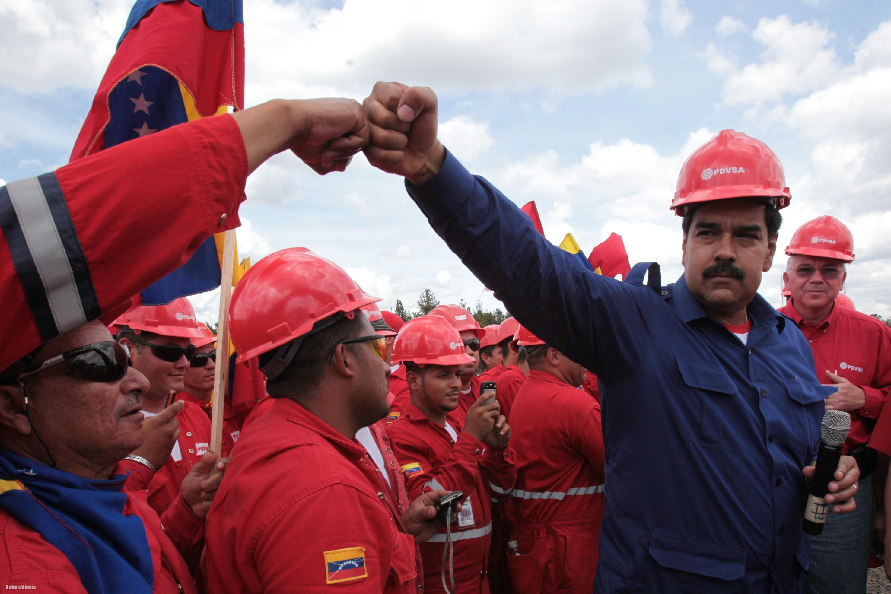 Венесуэла сократит добычу нефти практически на100 000 баррелей всутки