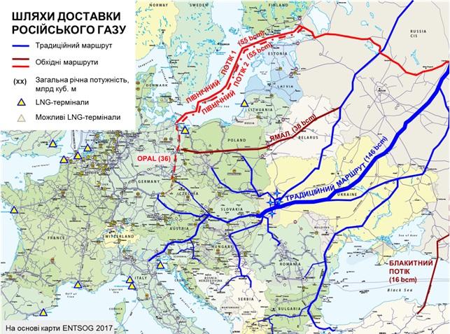 Европейский рынок должен базироваться на прозрачных принципах — Нафтогаз Украины