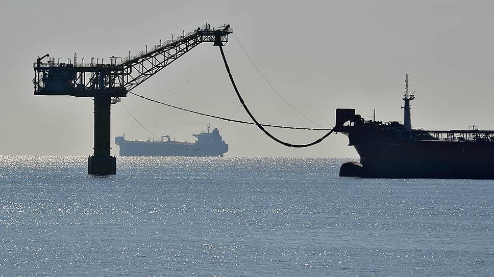 Нефть упала вцене практически на3%