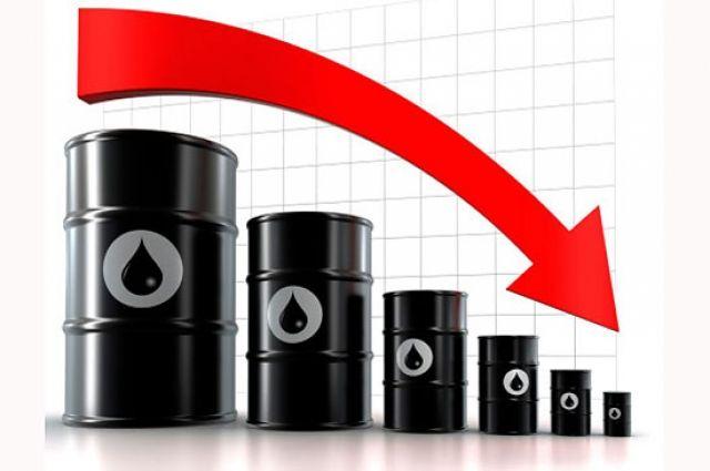 Цена нанефть Brent набирже встолице Англии вначале рабочей недели снизилась