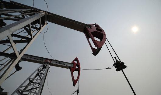 Нефть растет нафоне новостей изсоедененных штатов иИрака
