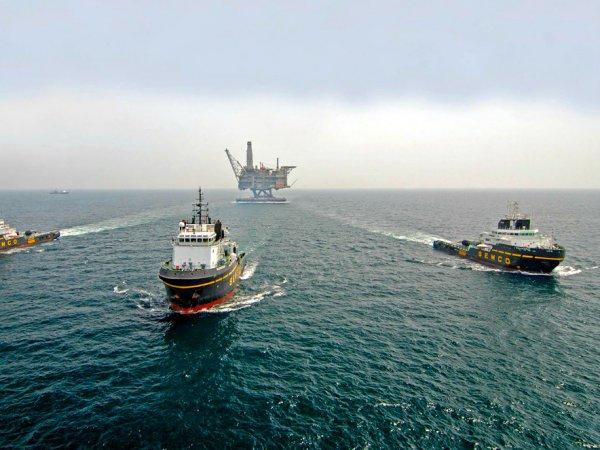 Цены нанефть незначительно увеличились