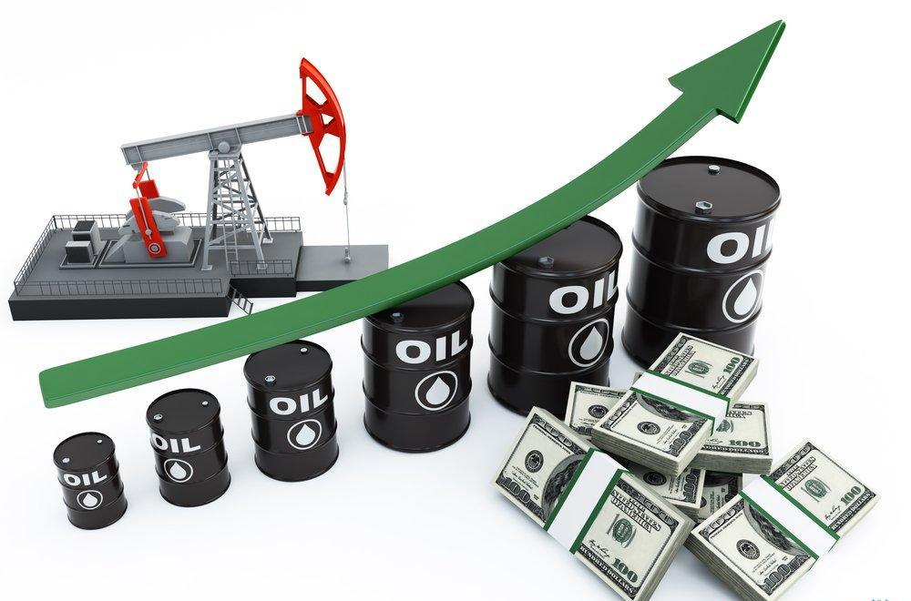 Цены нанефть растут после известий посделке осокращении добычи
