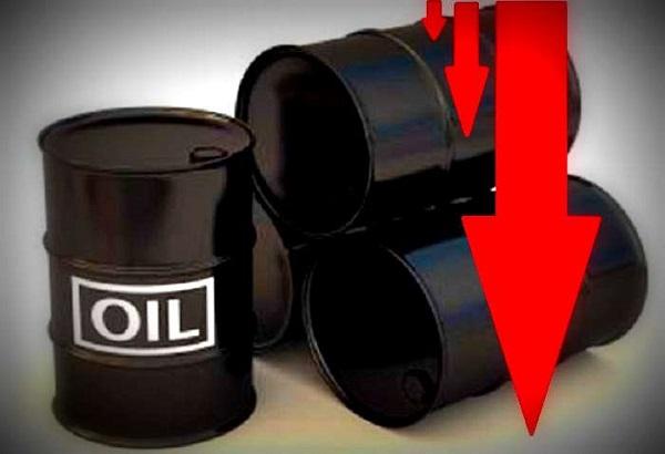 Нефть Brent «съехала» с64 долларов США забаррель