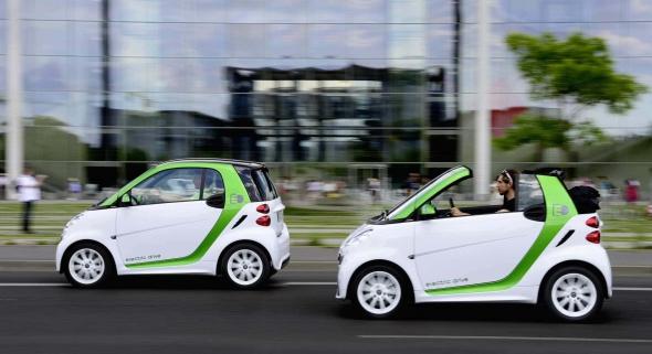 Наукраинском рынке увеличились продажи электромобилей