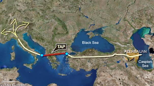 Без Российской Федерации Италии хватит газа только надве недели