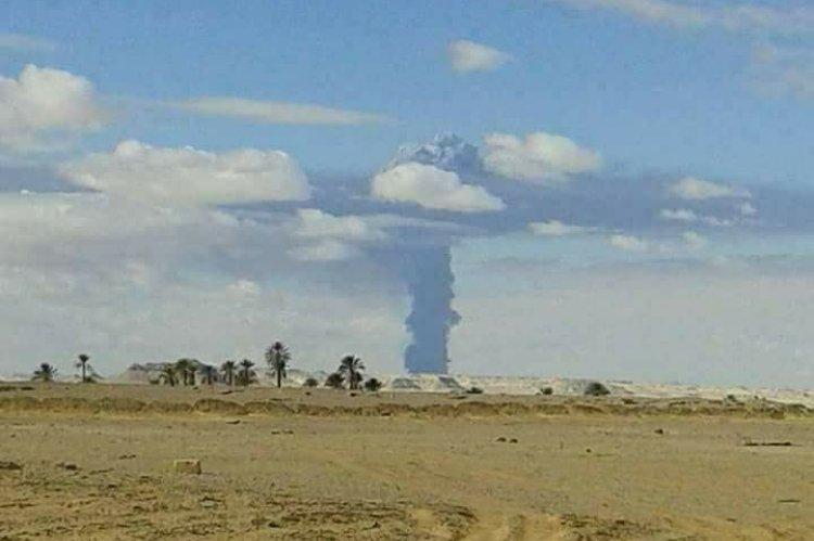ВЛивии произошел взрыв нанефтепроводе