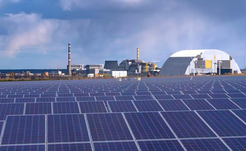 ВЧернобыле появится солнечная электростанция