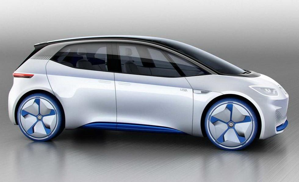 Массовое производство электрических хэтчбэков VolkswagenID начнется осенью 2019 года