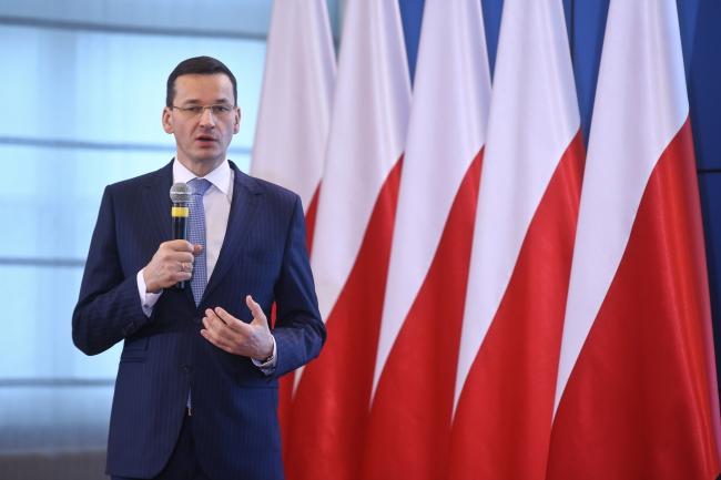 Вспоре сГазпромом о«Северном потоке-2» Польша рассчитывает наСША