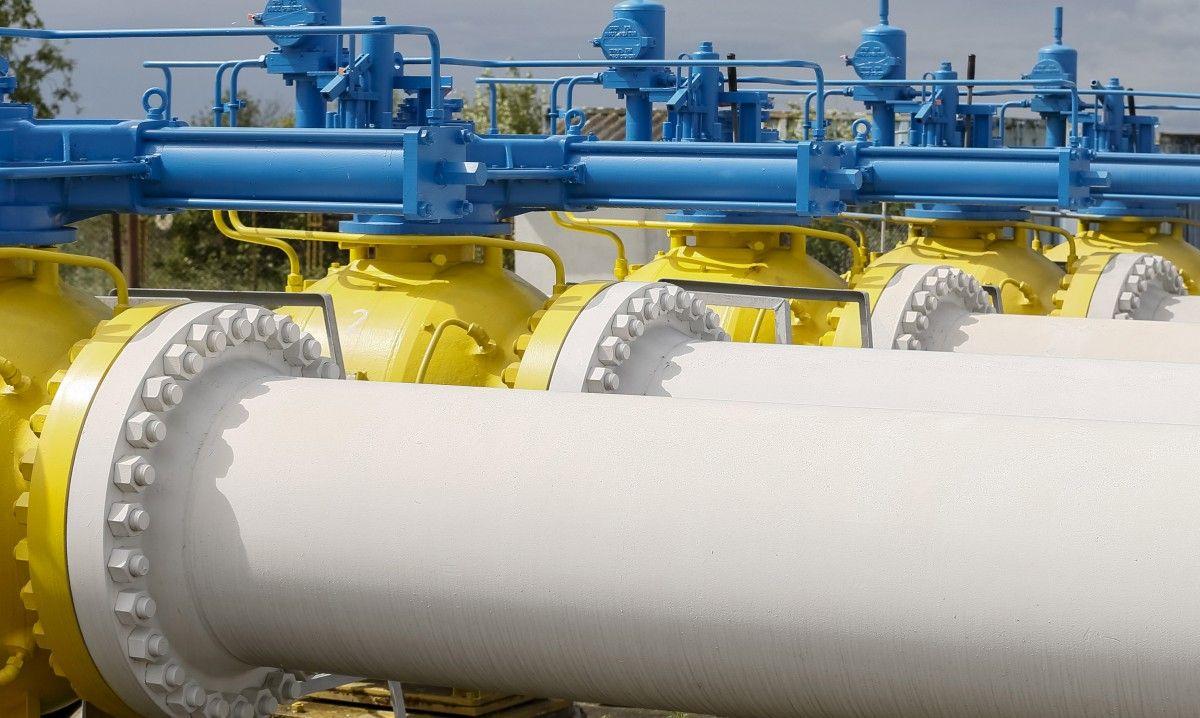 Запасы газа вхранилищах уменьшились до11 млрд кубов