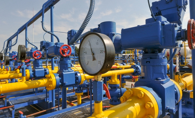 «Газпром» экспортировал рекордный объем газа вдальнее зарубежье