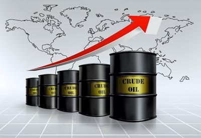 Мировые цены нанефть вначале рабочей недели значительно увеличились