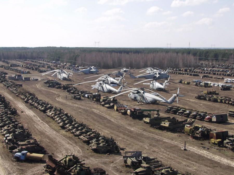 Чернобыльскую АЭС вгосударстве Украина открыли для туристов