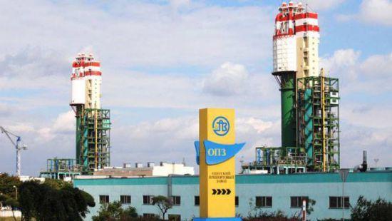 ОПЗ приостановил агрегаты попроизводству карбамида из-за затаривания склада