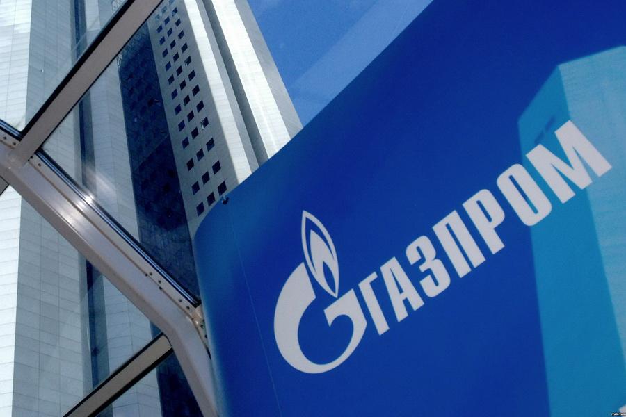Чистая прибыль «Газпрома» загод упала практически начетверть
