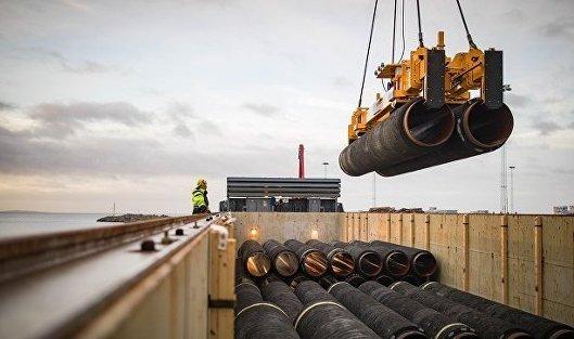 Подготовительные работы намаршруте «Северного потока-2» начнутся весной