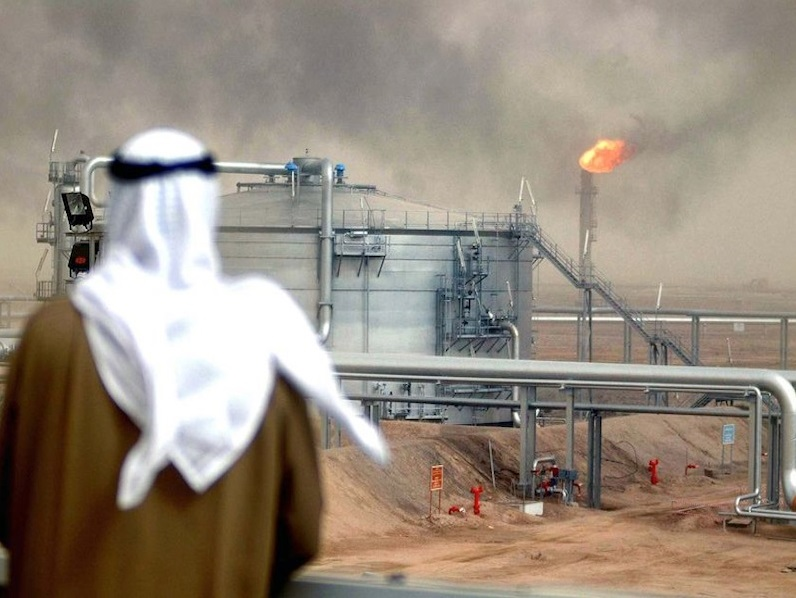 Цена нанефть марки Brent превысила отметку 46 долларов забаррель
