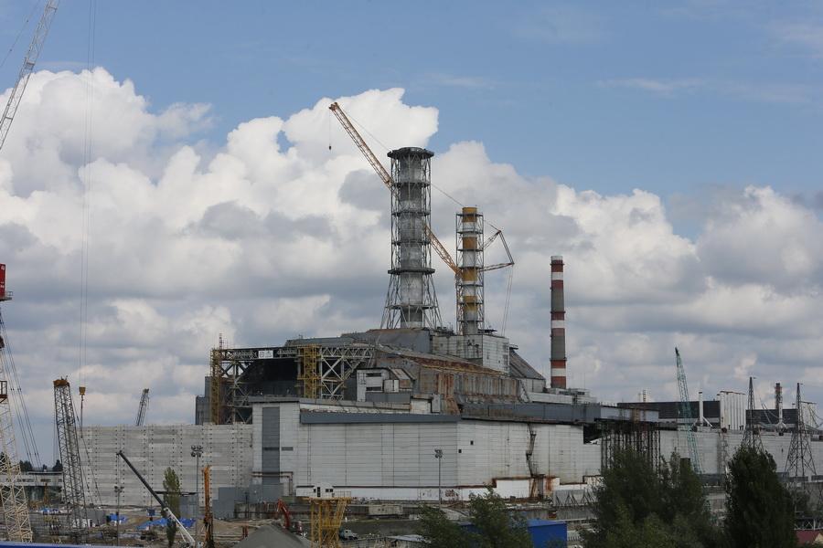 США заинтересовались строительством солнечного парка вЧернобыле